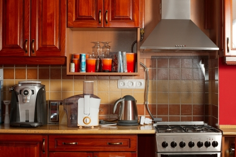 How to Clean Kitchen Appliances Picture