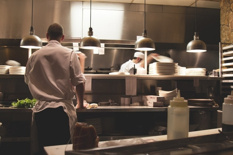 How to start your own catering company