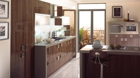 5 Ways to Warm Up a Cold Kitchen Picture