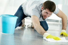 Cleaning tips for men to make their lives easier