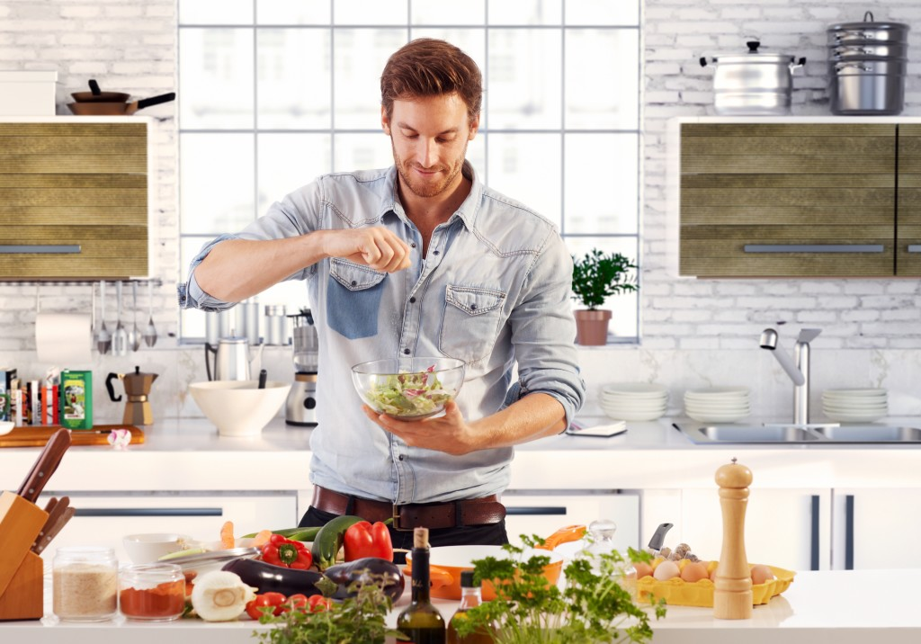 Simple Cooking Tips for Men Picture