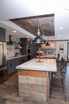 Tips to renovate a kitchen for a man